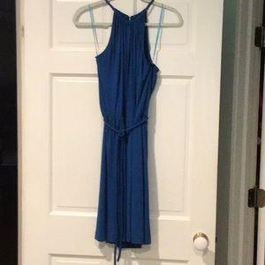 Trina Turk high neck jersey style dress
